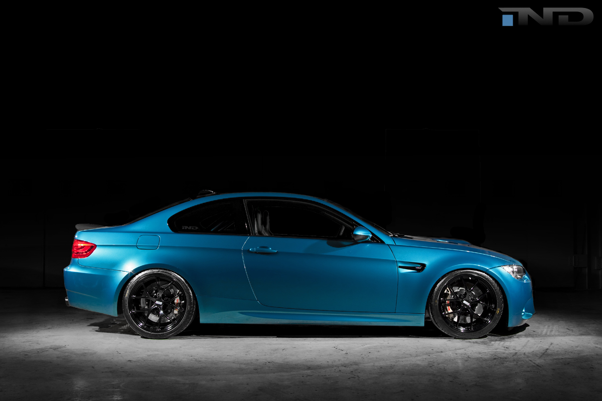 Style Up Burn The Clock By Ind Full Atlantis Blue E92