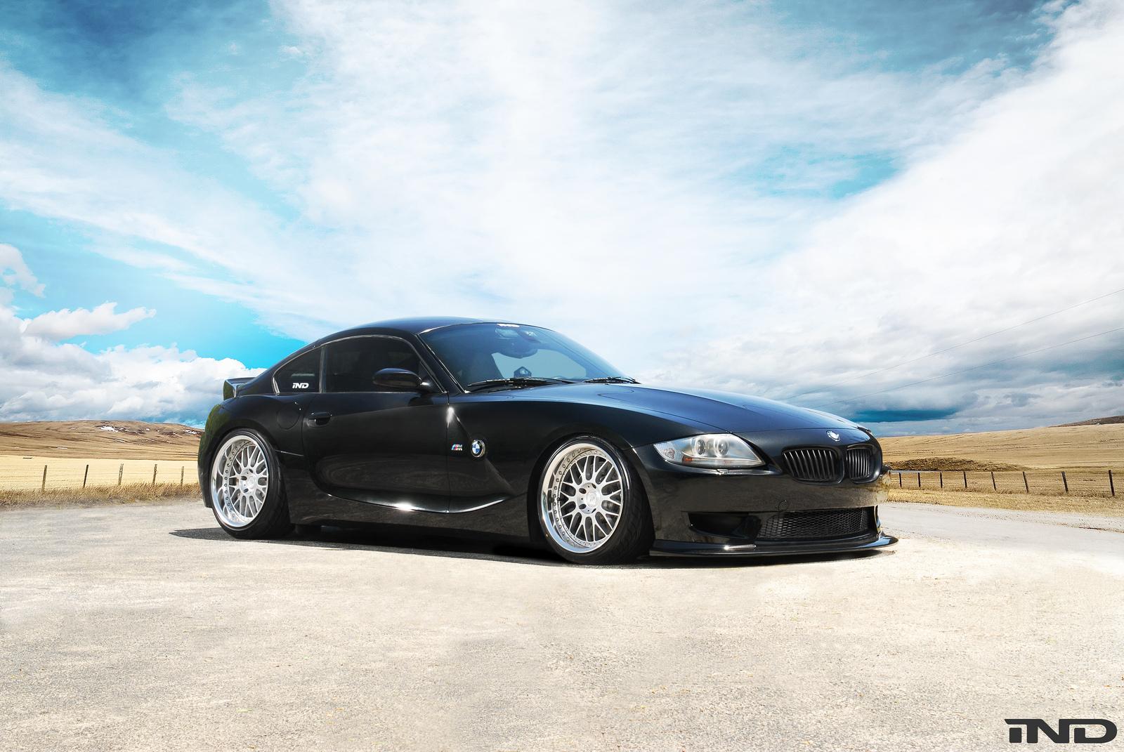2006 Z4m Coupe Bsm